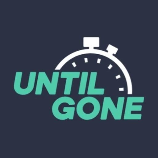 Until Gone Coupons & Promo Codes